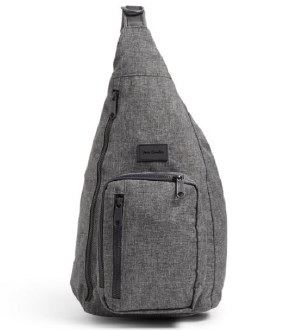 ReActive Sling Backpack Gray Heather
