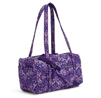 Iconic Small Travel Duffel Regal Rosette