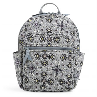 Small Backpack: Plaza Tile