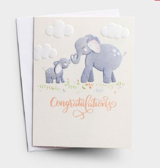 Psalm 118:23 Baby Card