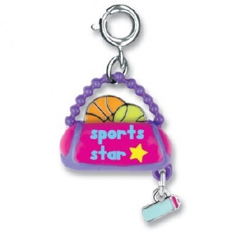 Charm It Sports Star Bag