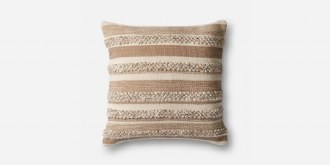 Beige/Ivory Pillow