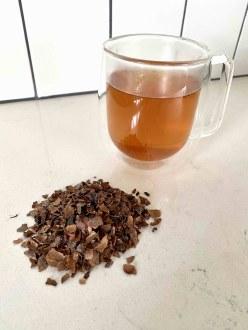 Stache Chocolate: Husk Tea