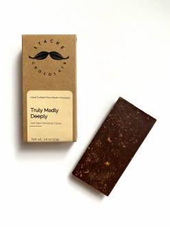 Stache Chocolates: Truly, Madly, Deeply