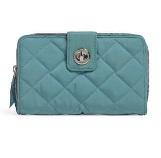 Turnlock Wallet Blue Oar