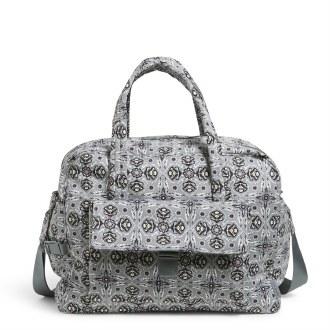 Utility Travel Bag: Plaza Tile
