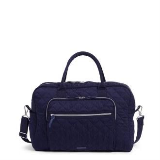 Weekender Travel Bag: Classic Navy