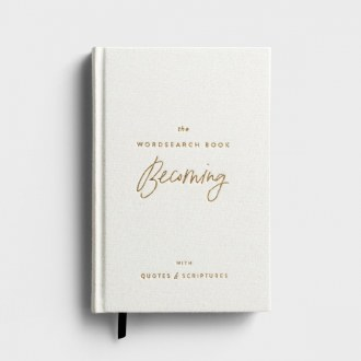 The Wordsearch Book: Becoming