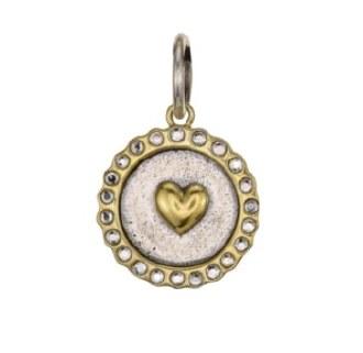 Cherishment Heart Charm
