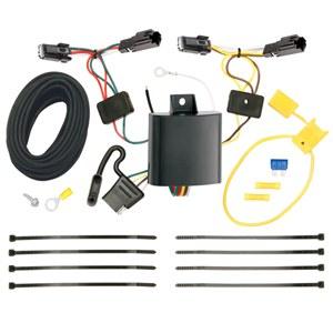 Chevrolet Malibu Trailer Wiring Kit