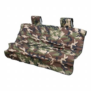 Seat Defender XL Bench Seat Cover - Camo