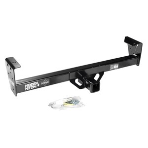 Hidden Hitch, Class 3 Rodeo, Passport Hitch Receiver 87500
