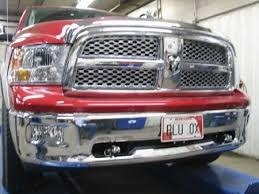 Blue Ox Baseplate Dodge Ram 1500 BX1986