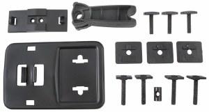 Xadapt2 - Thule Rapid/Xsporter Load Bar Adapter Kit Thule