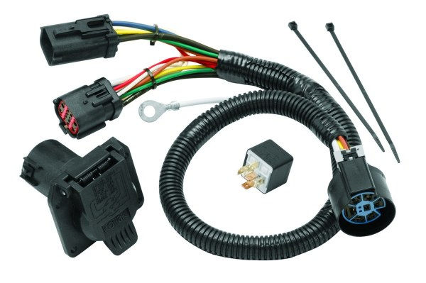 Ford F 150 Tow Package Wiring Harness 7 Way Hitchdirect Com