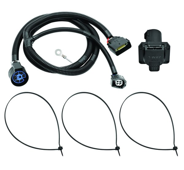 Ford E-150, E-250, E-350 Econoline Van Trailer Wiring Harness 7-Way -  HitchDirect.com | Ford Rv Wiring Harness |  | HitchDirect.com