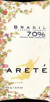 Areté Brasil 70% Dark Chocolate