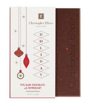 Christopher Elbow Peppermint 70% Dark Chocolate