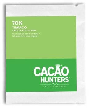 Cacao Hunters Tumaco 70% Dark Chocolate