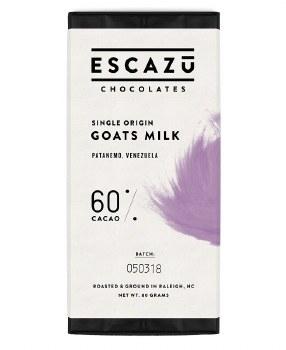 Escazu Venezuela 60% Goat's Milk Chocolate