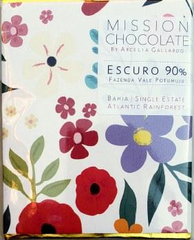 Mission Chocolate Fazenda Camboa 90% Dark Chocolate