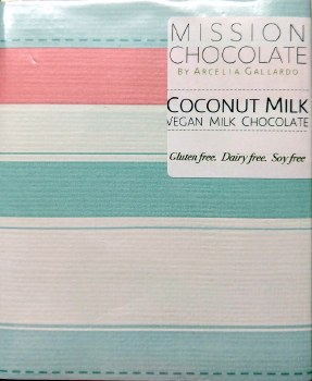 Mission Chocolate Coconut Milk Chocolate