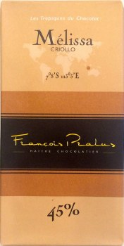 Francois Pralus Melissa 45% Milk Chocolate