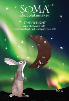 "Soma ""Starry Night"" Dark Chocolate"