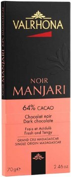 Valrhona Manjari 64% Dark Chocolate
