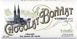 Bonnat Trinite 75% Dark Chocolate