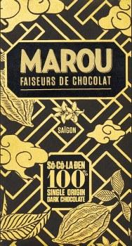 Marou Saigon 100% Dark Chocolate