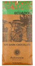 Askinosie San Jose del Tambo 70% Dark Chocolate