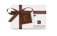 Christopher Elbow Fleur de Sel Pecan Turtles in Dark Chocolate