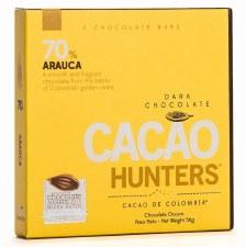 Cacao Hunters Arauca 70% Dark Chocolate