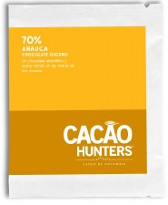Cacao Hunters Arauca 70% Dark Chocolate