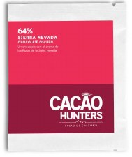 Cacao Hunters Sierra Nevada 64% Dark Chocolate