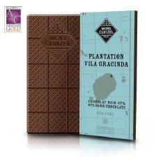 Michel Cluizel Cru de Plantation Vila Gracinda 67% Dark Chocolate