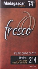 Fresco 214 Madagascar 74% Dark Chocolate