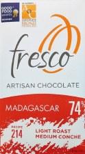 Fresco 214 Madagascar 74% Dark Chocolate