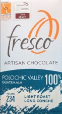 Fresco Polochic Valley 100% Dark Chocolate