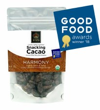 "Good King Gourmet Snacking Cacao (Whole Bean) - ""Harmony"" 4.2oz"