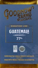 Goodnow Farms Asochivite, Guatemala 77% Dark Chocolate
