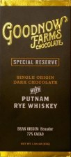 Goodnow Farms  Putnam Rye Whiskey with 77% Dark Chocolate