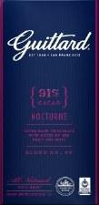 Guittard Nocturne 91% Dark Chocolate