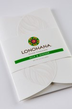 Lonohana Estate Milk Chocolate and Ginger