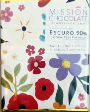 Mission Chocolate Fazenda Camboa 90% Dark Chocolate