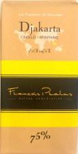 Francois Pralus Djakarta 75% Dark Chocolate