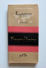 Francois Pralus Equateur 75% Dark Chocolate