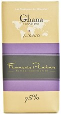 Francois Pralus Ghana 75% Dark Chocolate