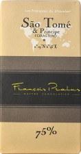 Francois Pralus Sao Tome 75% Dark Chocolate